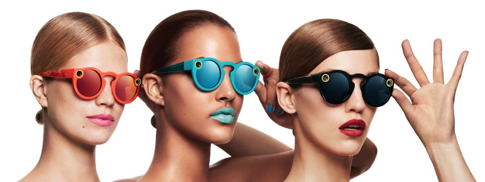 Snapchat Spectacles colors