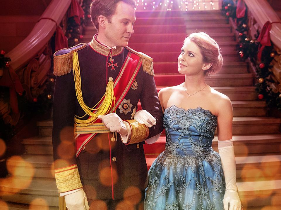 <p>Three 'A Christmas Prince' films have been released</p>Netflix