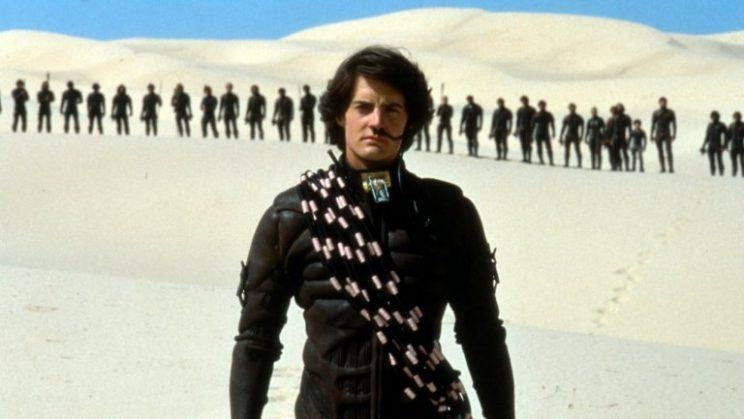 Kyle MacLachlan in David Lynch's Dune (Photo: Photofest)