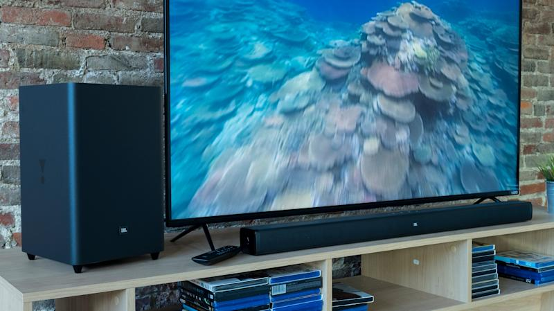 One of our favorite soundbars by JBL is also on sale.