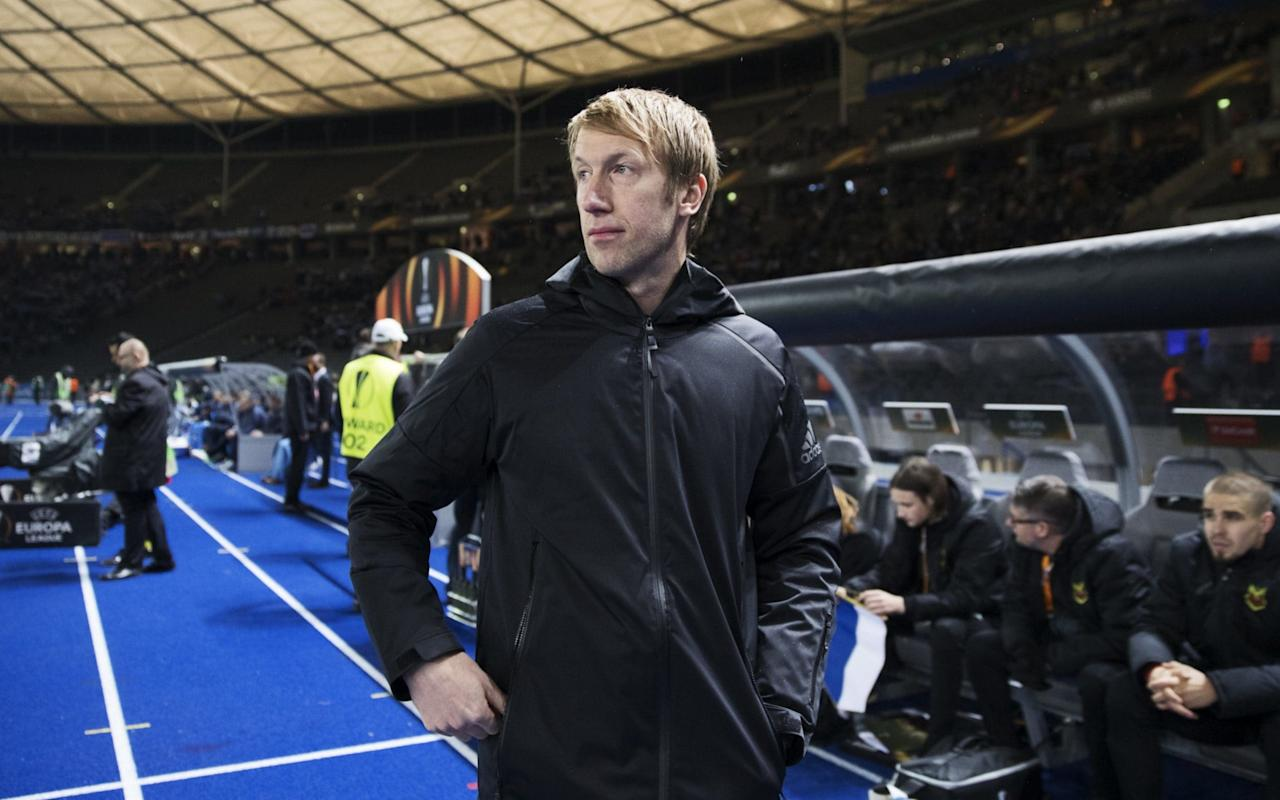 Graham Potter on Ostersund's 'David and 10 Goliaths' Arsenal fairytale