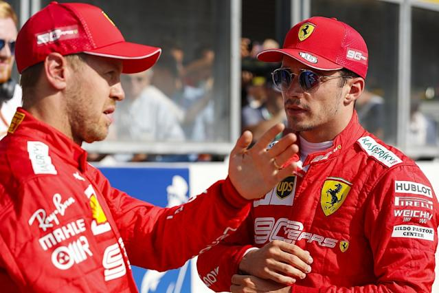 Ferrari admits driver situation won't get any easier