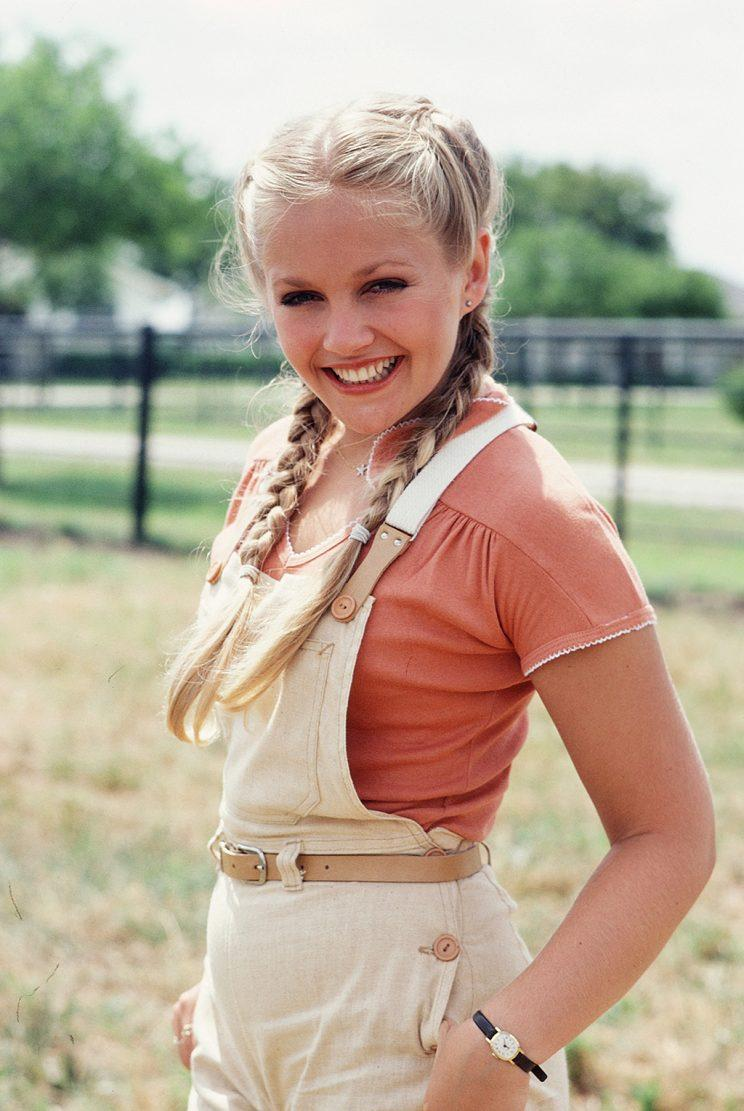 Charlene Tilton as Lucy Ewing in CBS's Dallas. (Photo Credit: CBS Photo Archive/Getty Images)
