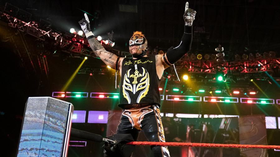 Rey Mysterio is one of the iconic pro wrestling stars in history. (Photo credit: WWE)