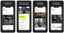 <p>Housing 185+ free workouts from strength and endurance to mobility and yoga, the Nike+ Training Club uses personalised training plans that adapt to you and your schedule to help you reach your goal — whatever it may be and regardless of current fitness level. </p>