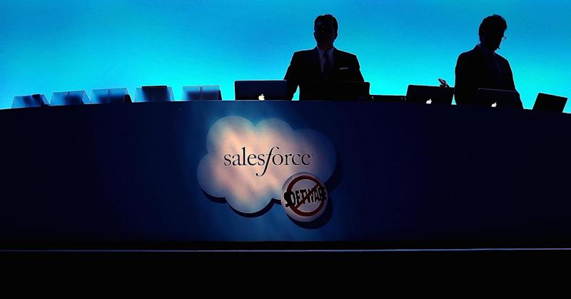 Salesforce's M&A shopping list included Adobe but not Twitter: WSJ