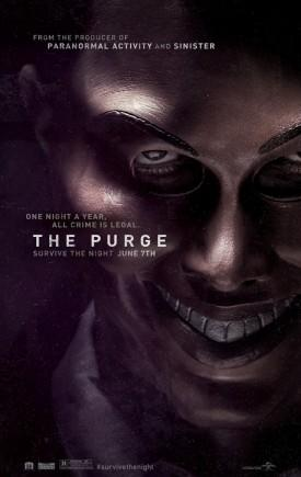 #1 'The Purge' Surges For $15M Friday And $34.5M First Weekend, #2 'The Internship' Fetches $7M For $20M