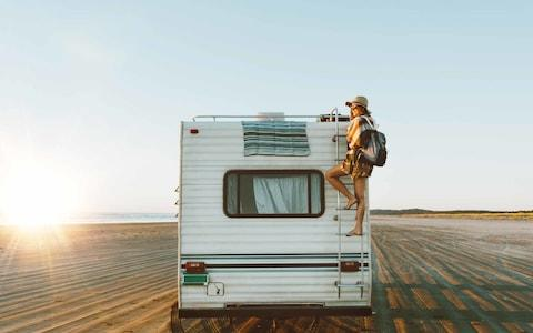 More and more young people are taking to campervans - Credit: istock