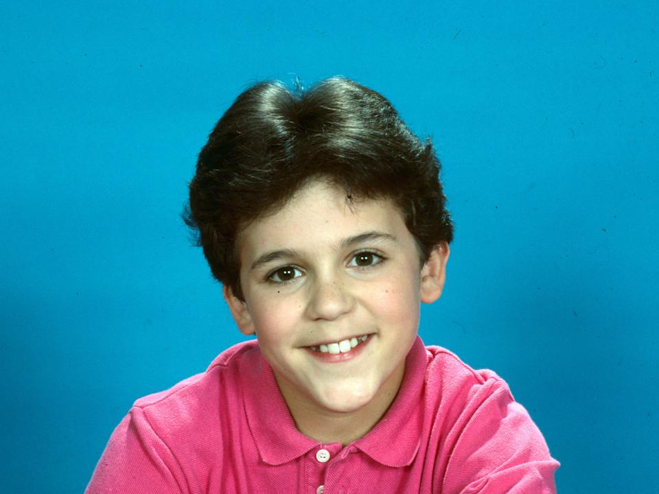 Fred Savage in 1988.