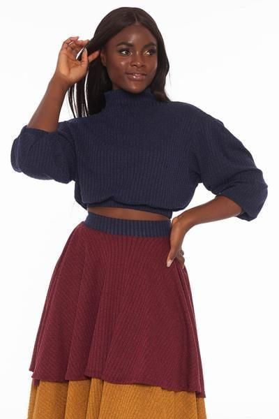 <p>This <span>Aja Sweater</span> ($48) looks effortlessly stylish.</p>