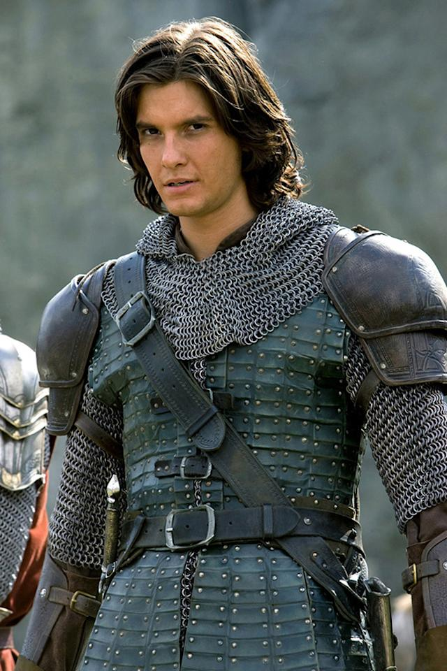 "1 NOMINATION -- <a href=""http://movies.yahoo.com/movie/1809244324/info"">The Chronicles of Narnia: Prince Caspian</a>  Breakthrough Male Performance - <a href=""http://movies.yahoo.com/movie/contributor/1809962088"">Ben Barnes</a>"