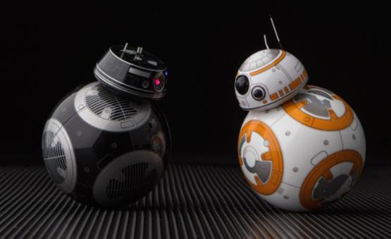 """This is not a drill, there's going to be an evil, goth BB-8 droid in """"Star Wars: The Last Jedi"""""""