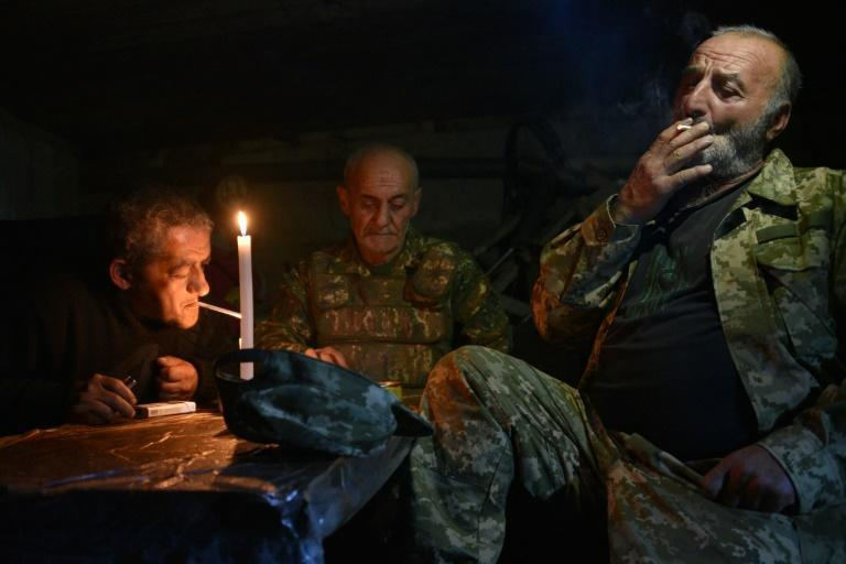 the clashes are getting closer every day to Shusha -- a sign of how far Azerbaijani forces have advanced in their campaign to retake the region