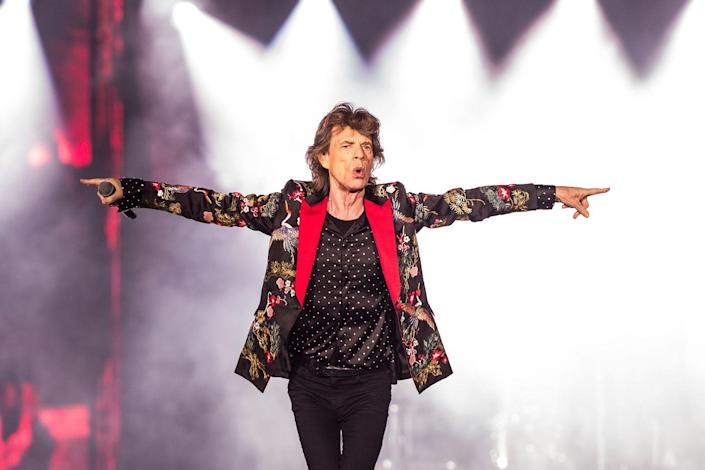 <p>The Rolling Stones frontman was born Michael Philip Jagger, but of course the effortlessly cool singer couldn't go by something as simple as Mike. </p>