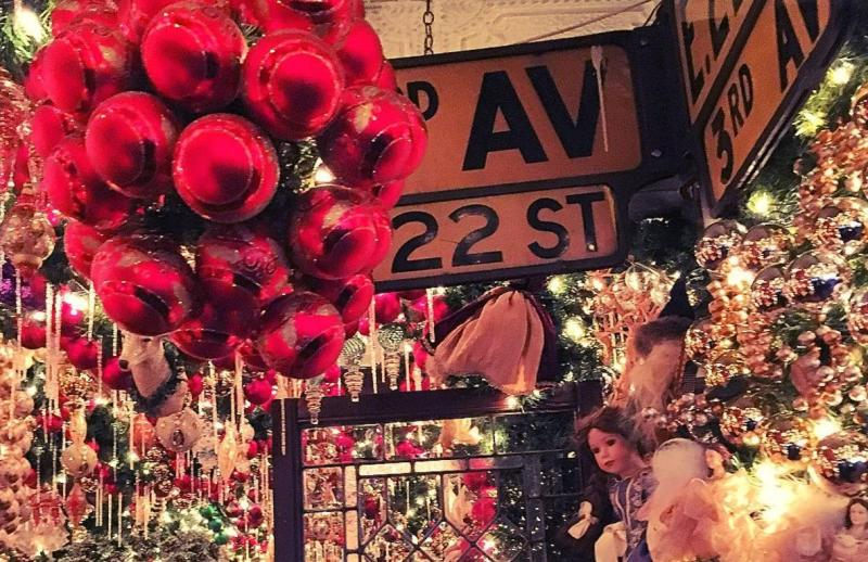 This New York Restaurant Has Taken Christmas Decorations To An Entirely New Level And You Won T Believe How Much It Costs