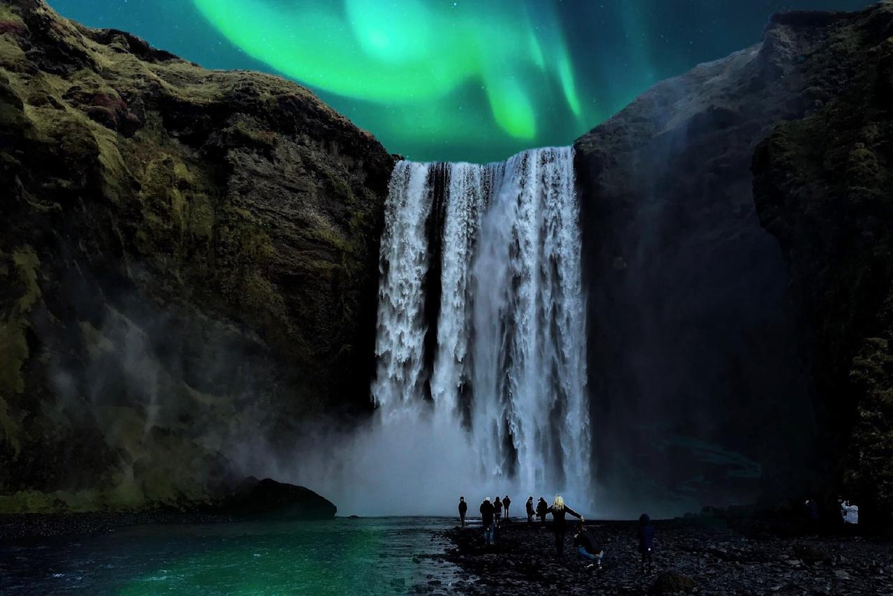 """<p>The aurora borealis (i.e. the northern lights) is, along with its counterpart in the South Pole, Mother Nature's greatest light show. Caused by electrically charged particles from the sun colliding with Earth's atmosphere, the result is rippling curtains of green, pink, blue, and violet lighting up the night sky. Tour companies across the Arctic Circle offer light-hunting expeditions. You can opt for a single-day excursion, like this <a href=""""http://www.offthemap.travel/green-aurora/"""" target=""""_blank"""" class=""""ga-track"""" data-ga-category=""""Related"""" data-ga-label=""""http://www.offthemap.travel/green-aurora/"""" data-ga-action=""""In-Line Links"""">new trip from Off the Map</a> that claims to be the most environmentally friendly northern-lights holiday in the world, or embark on a multiday adventure to several locations, like <a href=""""http://www.vacationsbyrail.com/europe/norway/the-northern-lights-lapland"""" target=""""_blank"""" class=""""ga-track"""" data-ga-category=""""Related"""" data-ga-label=""""http://www.vacationsbyrail.com/europe/norway/the-northern-lights-lapland"""" data-ga-action=""""In-Line Links"""">this 11-day expedition</a> through Norway and Swedish Lapland from Vacations by Rail.</p>"""