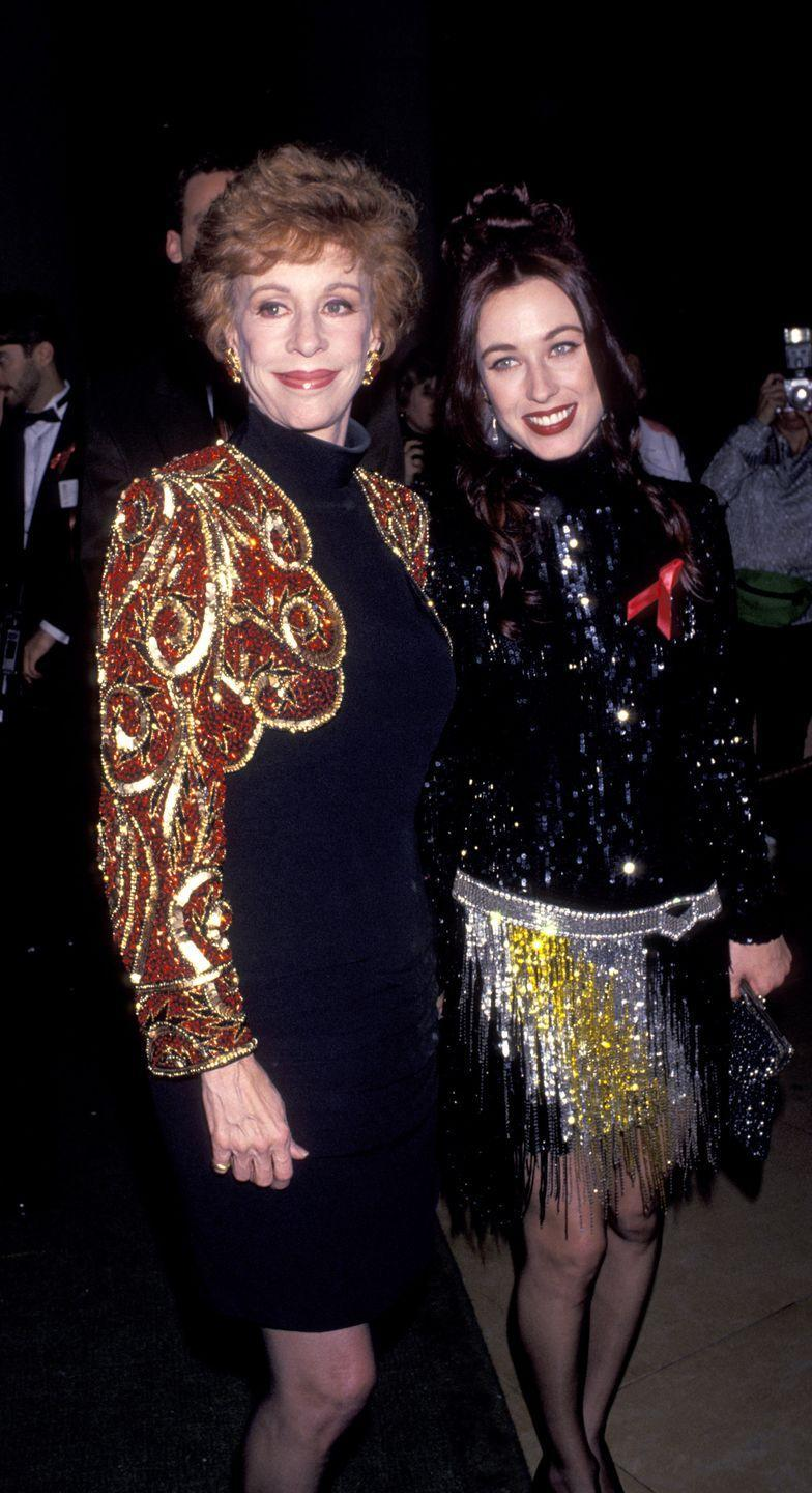 <p>Although her mother Carol Burnett is a comedy icon, Erin Hamilton has enjoyed a career as a singer and dancer, following her stint as Miss Golden Globe 1993. </p>