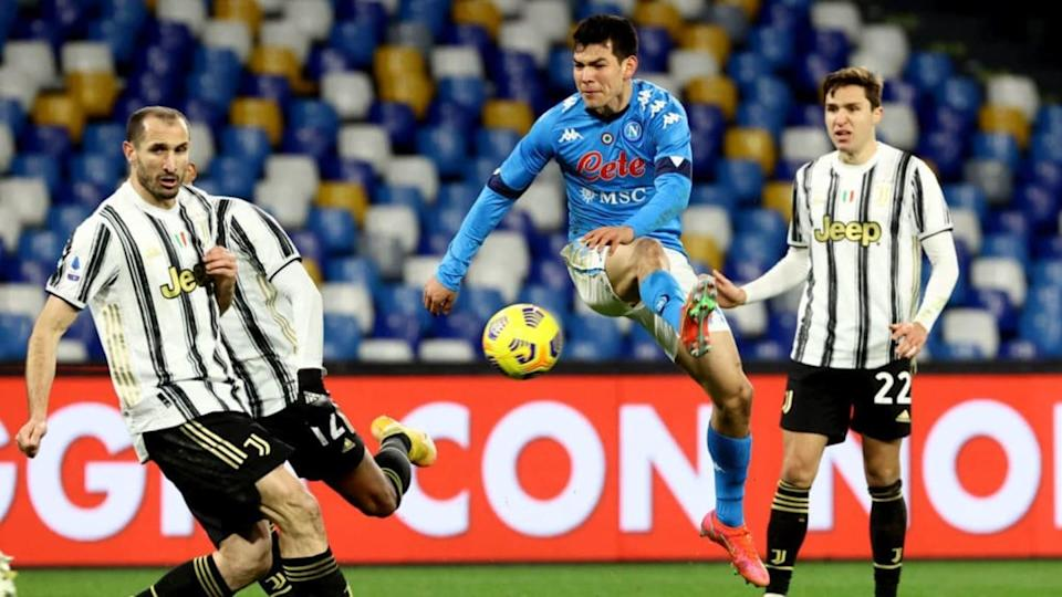 SSC Napoli v Juventus - Serie A | MB Media/Getty Images