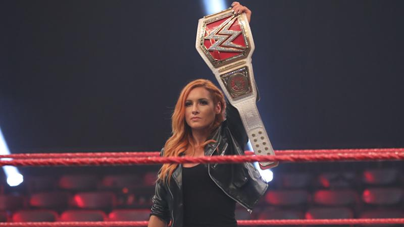 Becky Lynch Speaks On What's Next For Her After WWE Wrestlemania 36 Win 2