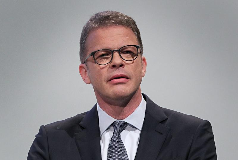 Christian Sewing, CEO of German bank Deutsche Bank. Photo: Daniel Roland/AFP/Getty Images