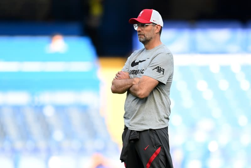 Klopp backs idea of Premier League sides helping struggling EFL teams
