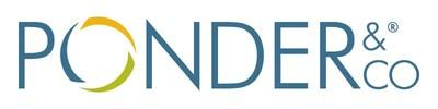 Ponder copyrighted logo (PRNewsfoto/Ponder & Co.)