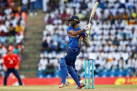 Cricket - Sri Lanka v England -Fourth One-Day International