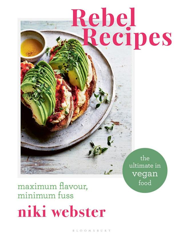 <p>'Maximum flavour, minimum fuss', just how I like it. Niki Websters new cookbook will introduce vegan recipes bound to inspire you to get cooking some delicious plant-based food. Think spicy Indian crepes, baked aubergine with cashew cheese and pesto, sweet potato, cauliflower and peanut stew and chocolate cherry espresso pots. Er...yum!<br></p>