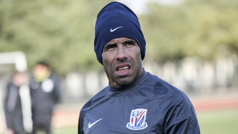 'I'm a phenomenon in Shanghai' – Carlos Tevez happy to stay in China
