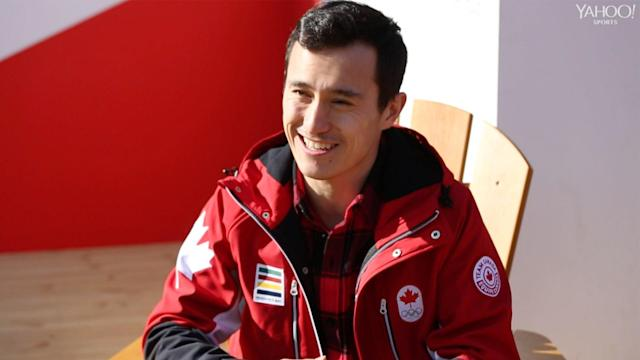 Three-time medallist Patrick Chan says he nearly quit skating months before the 2018 Olympic Games in PyeongChang. Here's why he didn't.