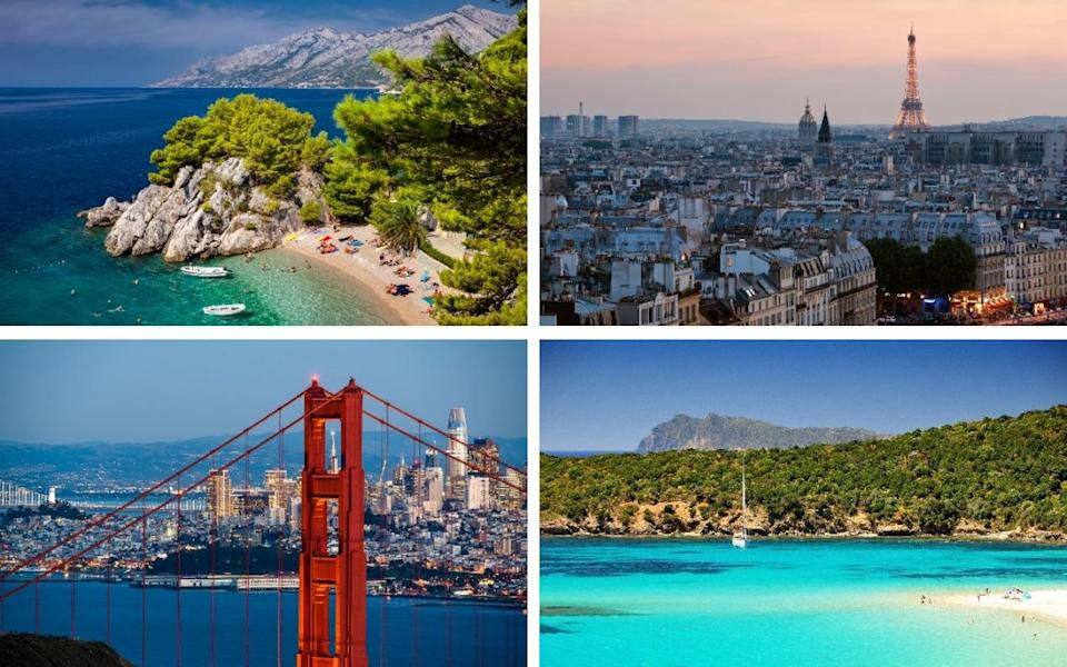 Where could British holidaymakers be off to this summer? - Getty
