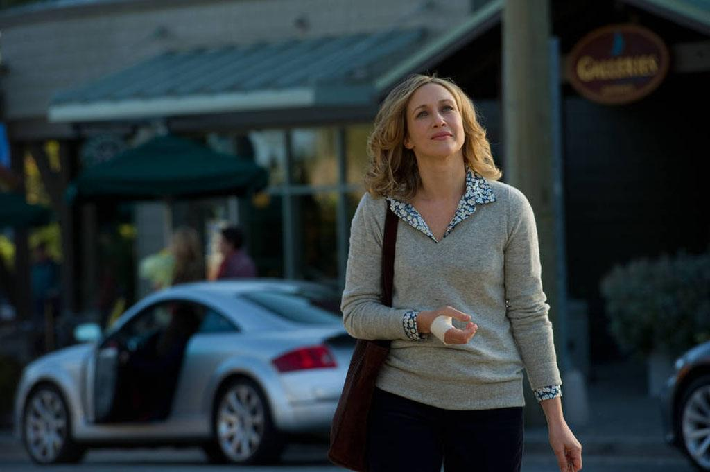 "Vera Farmiga as Norma Bates in A&E's ""Bates Motel"" coming in March 2013."