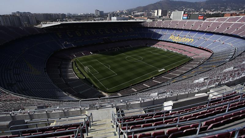 FC Barcelona Suspends All Activity Due to Fears of Coronavirus Spread