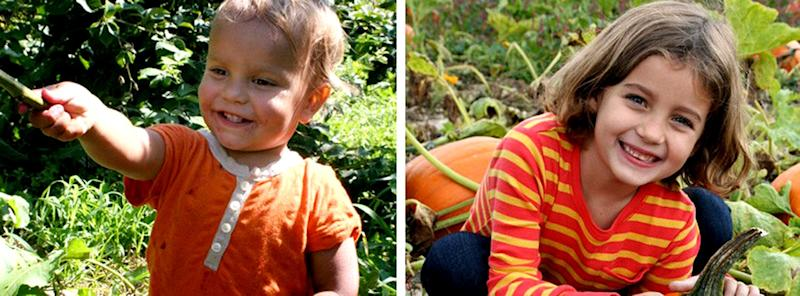"""This combination image made of photos from the """"Lulu and Leo Fund"""" Facebook page provided on Monday, Jan. 7,  2013, shows Leo Krim, 2, left, and his sister Lulu Krim, 6, from New York. The parents of the slain children, who were allegedly stabbed to death at home by their nanny in New York's Manhattan borough, are sharing their hurt and healing through Facebook as they make plans to carry on with their surviving child. (AP Photo, Lulu and Leo Fund, Handout)"""