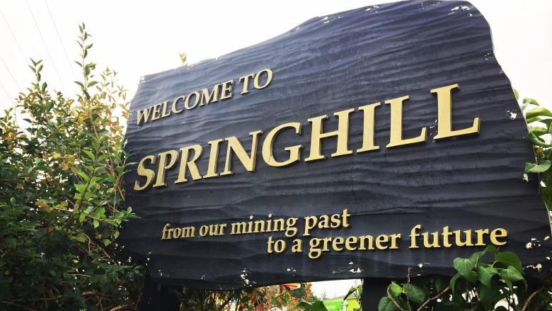 Fundraising efforts go up in smoke after arson at Springhill, N.S., park