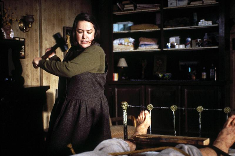 Image result for annie wilkes hobbling