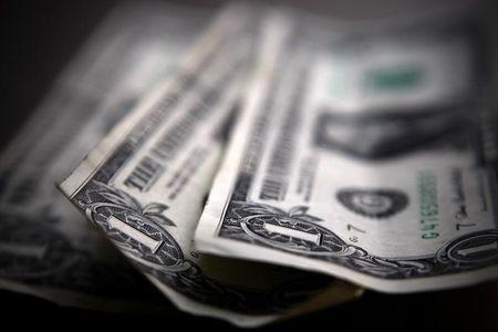 The dollar was lower than other major currencies on Tuesday.
