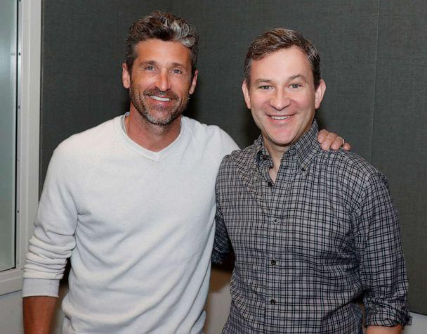 After 30 Years Of Meditation Patrick Dempsey Has Learned That Doing