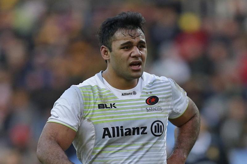 Injury doubt | Billy Vunipola: Getty Images
