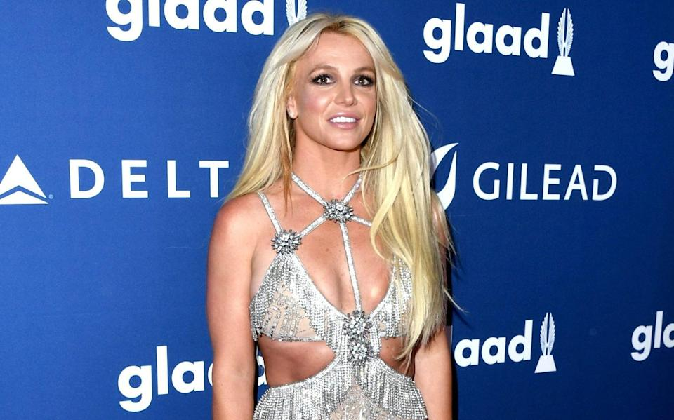Britney Spears has given her reaction to the documentary Framing Britney Spears, which examined her meteoric rise to the summit of pop music and subsequent fall - FilmMagic