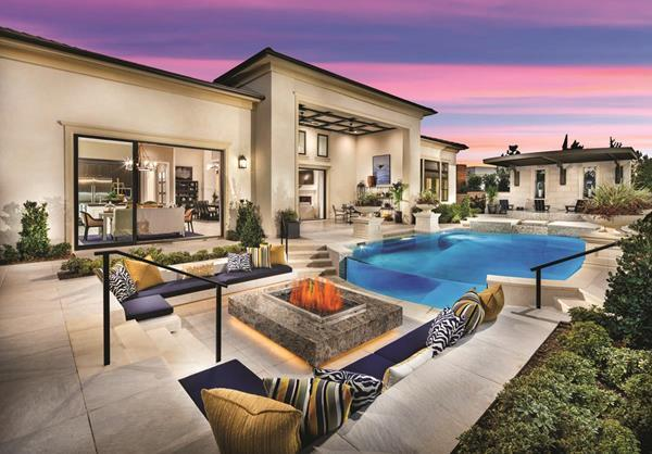 The Lucida, Palomar at Pacific Highlands Ranch, San Diego, CA:America's Luxury Home Builder