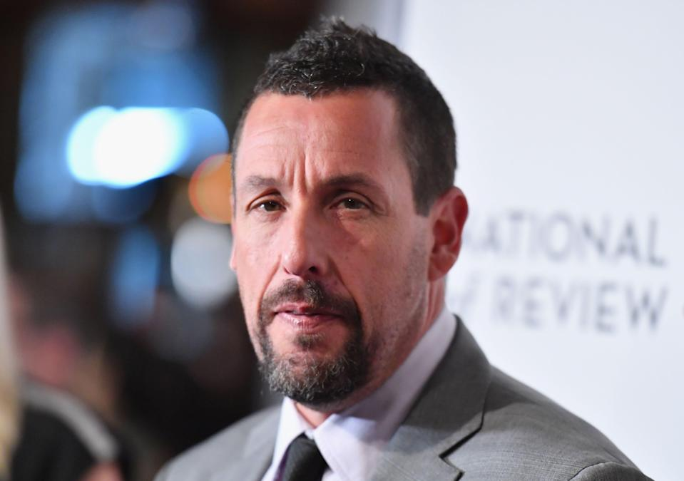Adam Sandler responds to viral TikTok of him leaving IHOP after being told there is a wait.