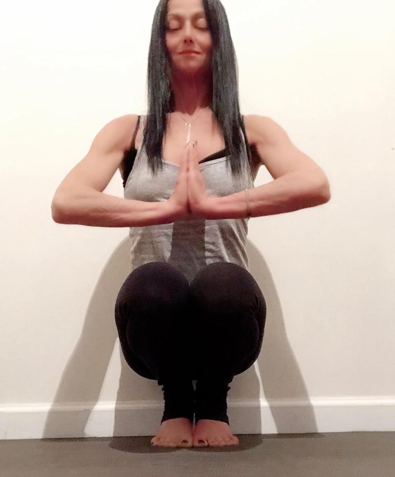 Cathy Munzer, a yoga and fitness instructor, was laid off in March from two major gyms in Manhattan.