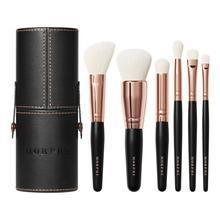"""<p>morphe.com</p><p><strong>$28.00</strong></p><p><a href=""""https://go.redirectingat.com?id=74968X1596630&url=https%3A%2F%2Fwww.morphe.com%2Fproducts%2Frose-away-6-piece-travel-brush-set&sref=https%3A%2F%2Fwww.prevention.com%2Fbeauty%2Fmakeup%2Fg37620517%2Fbest-makeup-brush-sets%2F"""" rel=""""nofollow noopener"""" target=""""_blank"""" data-ylk=""""slk:Shop Now"""" class=""""link rapid-noclick-resp"""">Shop Now</a></p><p>Both Alarcon and Oakley recommend this set from Morphe for makeup beginners. """"This is great because it has <strong>exactly what you need, nothing more</strong>,"""" Oakley says. """"It's also great for traveling!""""</p>"""