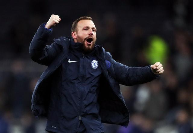 Jody Morris says Frank Lampard will law down the law when needed