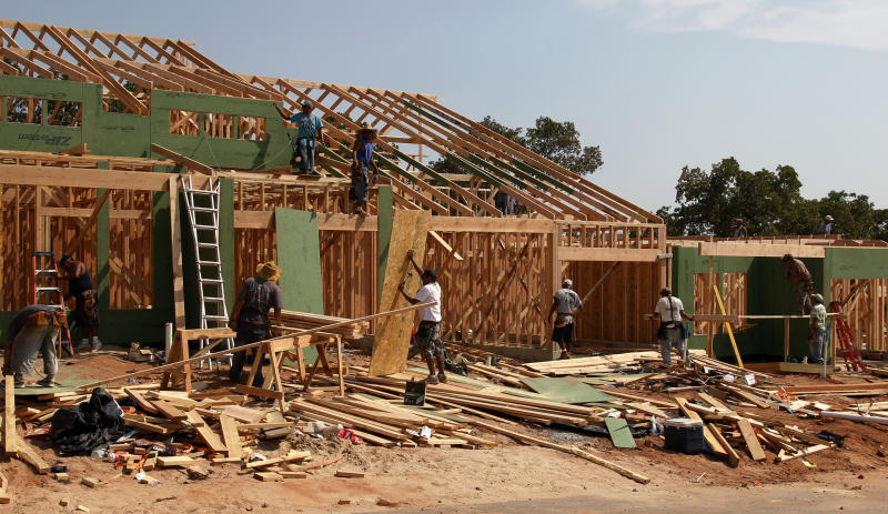 Surge in US home construction could lift economy