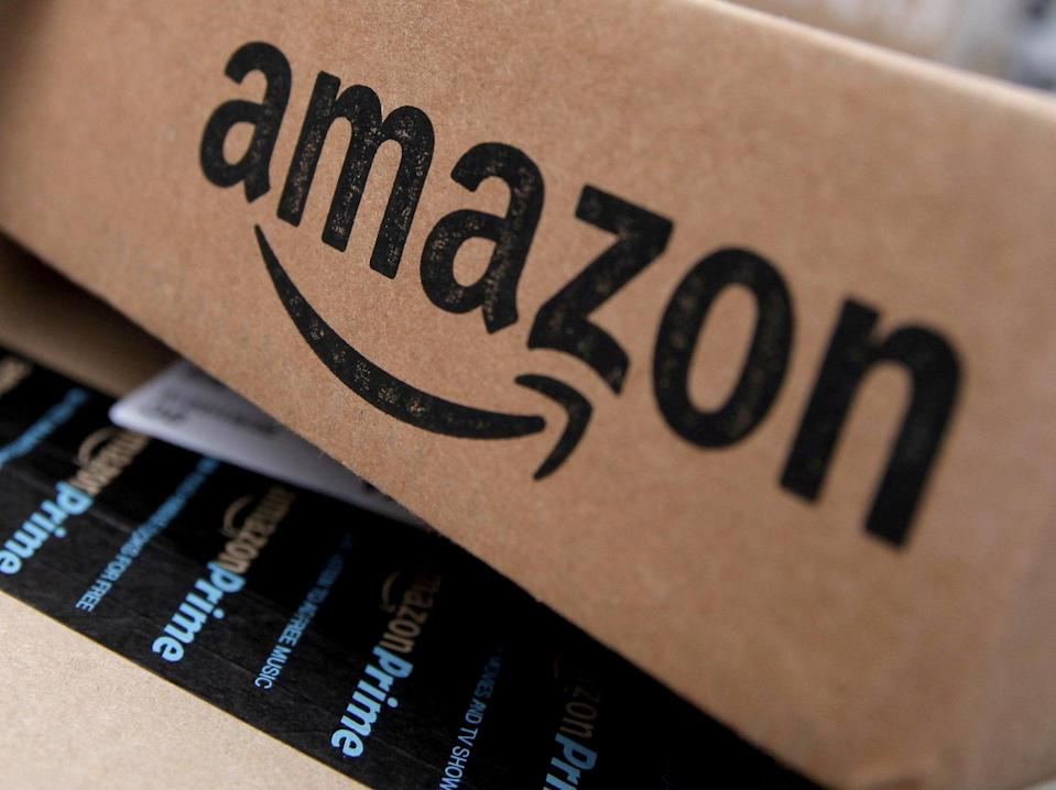 <p>Amazon plans to increase its UK workforce to 55,000 this year</p> (REUTERS)