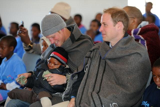 Royal tour to Africa
