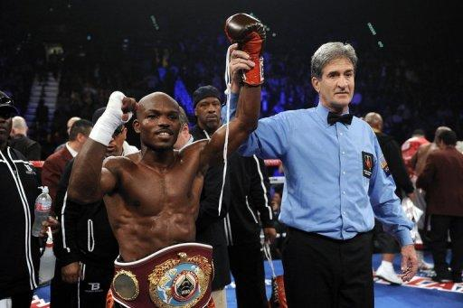 """It's all or nothing,"" Timothy Bradley vowed on Wednesday"