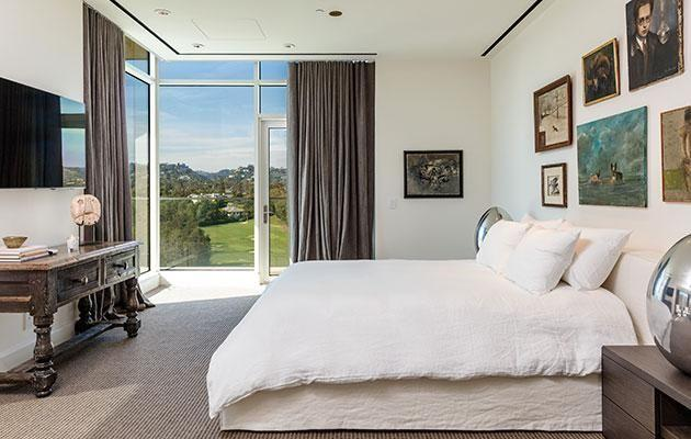 The Beverley Hills condo is listed for $7 million. Source: Splash